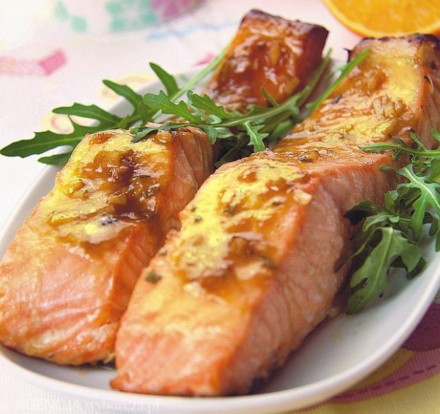 Pieczona ryba - nie tylko od �wi�ta