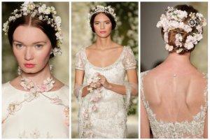 Na ślubnym kobiercu zapomnij o minimalizmie. Reem Acra na zimę 2015 proponuje przepych i blichtr! Co jeszcze?