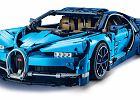 LEGO Technic 42083 Bugatti Chiron - recenzja. Złożyliśmy najdroższy zestaw LEGO w swoim życiu