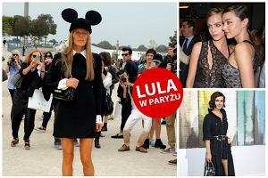Paris Fashion Week: Ciara, Kim Kardashian, Cara Delevingne, Kasia Smutniak, Mira Duma i inne s�awy. Za kim reporterzy i fani rzucili si� w pogo�? [ZDJ�CIA]
