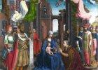 Historia biblijna. Pok�on trzech mag�w