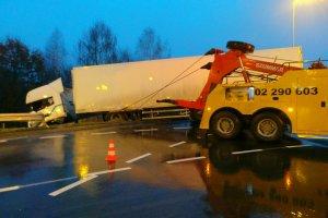 Wypadki drogowe - Lubuskie
