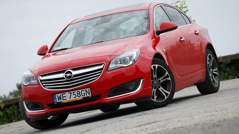 opel insignia 2 0 cdti biturbo test waga ci ka. Black Bedroom Furniture Sets. Home Design Ideas