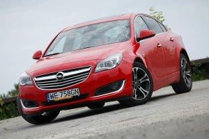Opel Insignia 2.0 CDTI Biturbo | Test | Waga ciężka
