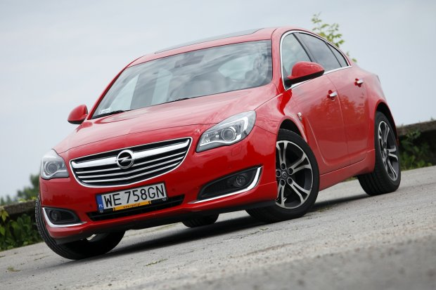 Opel Insignia 2.0 CDTI Biturbo | Test | Waga ci�ka