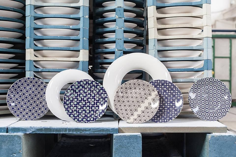Ceramika Bolesławiec kolekcja 60's