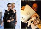 Seksowne supermodelki Karolina Kurkova i Adriana Lima na eleganckiej gali marki IWC w Genewie [ZDJ�CIA]