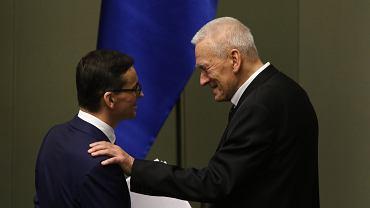 Kornel Morawiecki krytykuje rząd syna. Żałuje, że Mateusz Morawiecki i Andrzej Duda nie pogratulowali Putinowi reelekcji