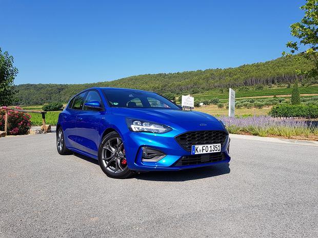 Nowy Ford Focus - opinie Moto.pl. W pierwszym szeregu