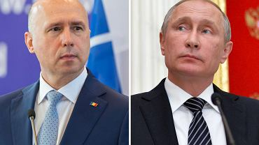 Paweł Filip, Władimir Putin