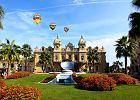 Monako - kasyno w Monte Carlo / Shutterstock