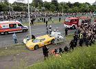 Gran Turismo. Jest raport bieg�ego na temat przyczyn wypadku