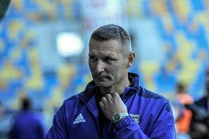 Zespół Grzegorza Nicińskiego odpadł z Pucharu Polski. Trener Arki zatrzymał się na 11 golach