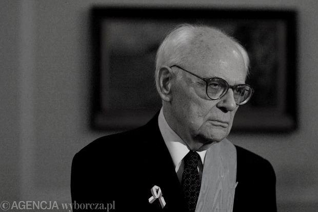 Zmarł prof. Jerzy Kłoczowski, wybitny historyk, żołnierz AK. Odeszła wielka postać polskiej kultury