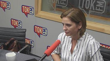 Joanna Mucha w TOK FM