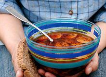 Zupa na kiełbasie - ugotuj