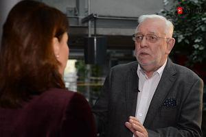 Nielegalne obrady komisji w sprawie zakazu aborcji - Jerzy Stępień w 3x3