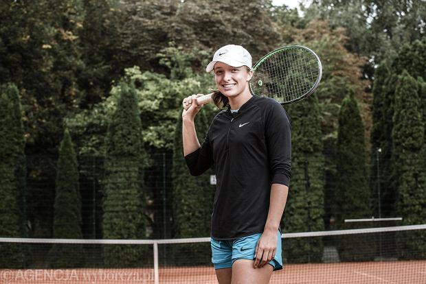 Zdjęcie numer 2 w galerii - Tenis. Iga Świątek i Hubert Hurkacz przyszłością polskiego tenisa
