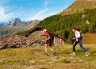 Tor des Geants rozgrywany jest we włoskich Alpach na dystansie 330 kilometrów