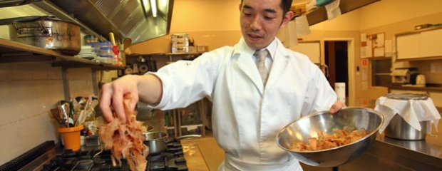Ry�, umami i samuraje: przewodnik po kuchni japo�skiej