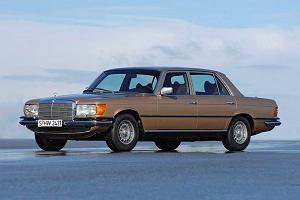 Historia Mercedesa klasy S