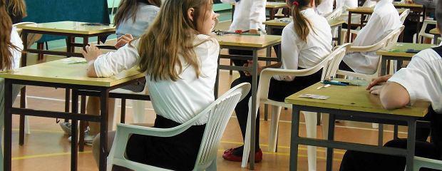 Sprawdzian Szóstoklasisty z J�zyka Polskiego, J�zyka Obcego i Matematyki
