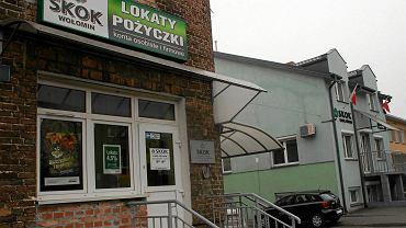 Sąd orzekł upadłość SKOK-u Wołomin w lutym 2015 r. Na zdjęciu: oddział przy ulicy Wileńskiej