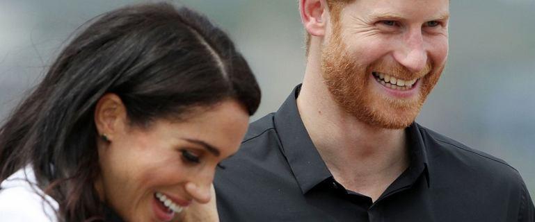 Meghan Markle i książę Harry ubrali się identycznie. To bardzo rzadki widok, ale okazja była wyjątkowa