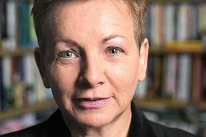Monika P�atek: Pod��aj niebiesk� lini�