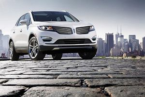 Salon Detroit 2014 | Lincoln MKC