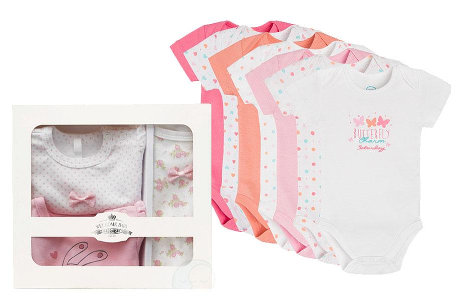 Jakie ubranka na lato dla noworodka?