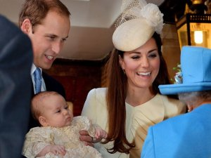 royal baby kate middleton ksi�na kate chrzciny