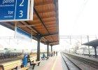Kolejowy absurd. Nowe tory na linii Cz�stochowa - Lubliniec, ale poci�g�w brak