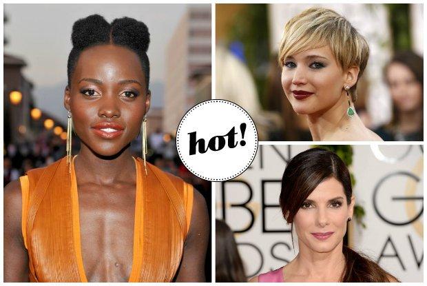 Jakie fryzury zaprezentuj� gwiazdy podczas rozdania Oscar�w? Styli�ci pr�buj� to przewidzie�