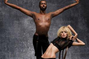 """Anja Rubik w nietypowej sesji ze słynnym tancerzem, zwanym """"zaklinaczem modelek"""". Kim jest Stephen Galloway? [AKTUALIZACJA - NOWE ZDJĘCIA]"""