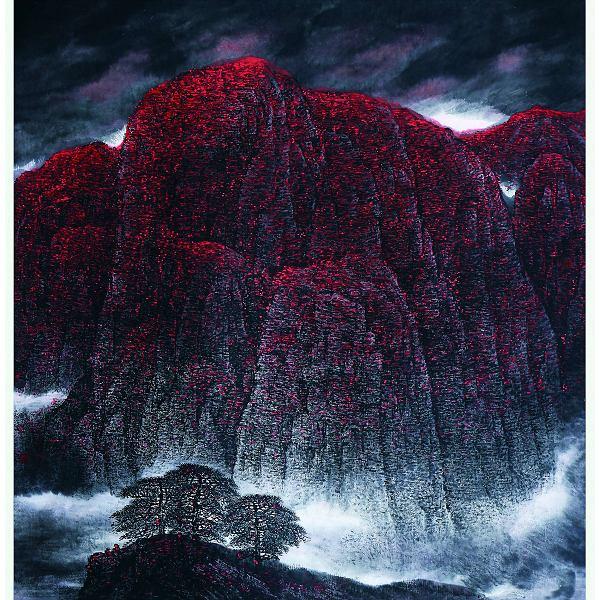 Yang Shuanglin. Współczesny chiński wenren: malarz i erudyta