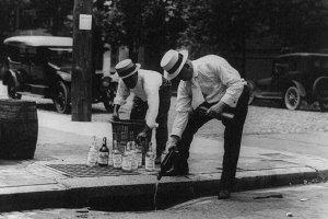 Prohibicja - szlachetny eksperyment, kt�ry nie wypali�
