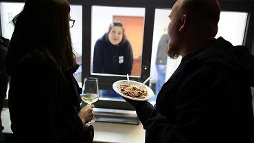FoodHall Poznań w starym dworcu PKP - otwarcie