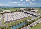 Powstaje nowe centrum logistyczne przy AOW. B�dzie praca