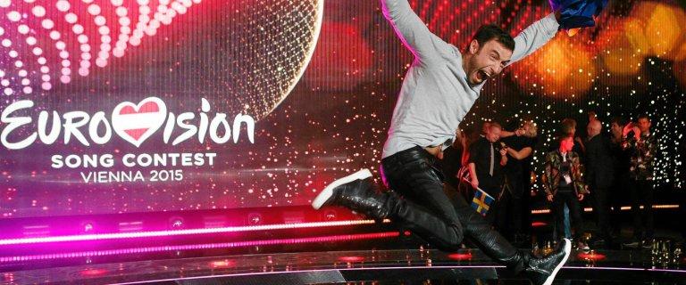 Szwecja! Mans Zelmerlow zrobi� wspania�y show i wygra� konkurs Eurowizji. Eksplozja rado�ci