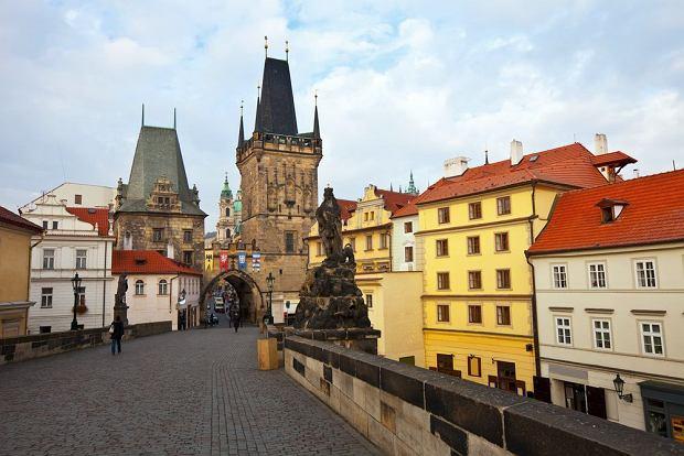 Czechy. Praga - najpi�kniejsza jesieni�. Pomys�y na praski weekend