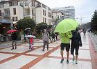 Pogoda na dziś - tylko przelotne opady deszczu
