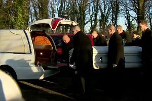 Polski kierowca zabity w zamachu w Berlinie spoczął na cmentarzu w rodzinnej miejscowości