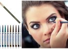 Kolorowy eyeliner - jak dobra� go do barwy oczu