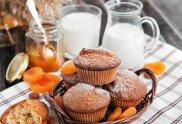 Muffiny morelowo-pomara�czowe