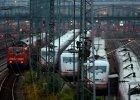 Wielki strajk maszynist�w w Niemczech: tysi�c poci�g�w odwo�anych lub op�nionych