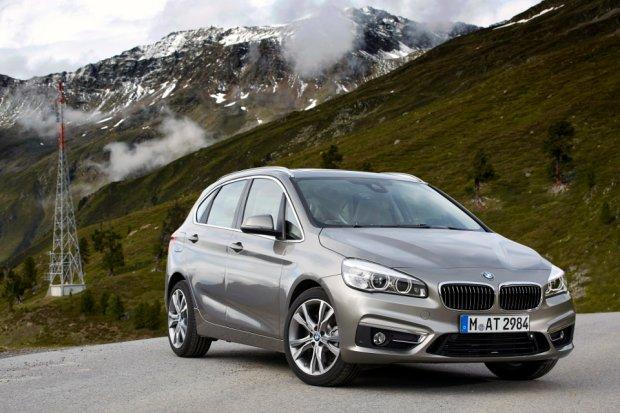 BMW serii 2 Active Tourer | Nowe silniki i nap�d xDrive