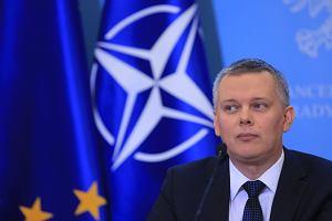 Sprz�t US Army w Polsce? Siemoniak potwierdza: to wa�ne, jak tarcza
