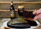 Ciasto czekoladowe na piwie z piwnym karmelem
