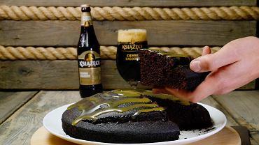 Ciasto czekoladowe - Książęce